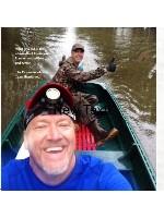 2 Guys in a Boat Take 2 10 x 10 Custom Canvas Print