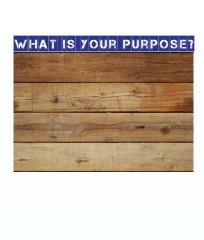 Purpose Canvas Print 20x24