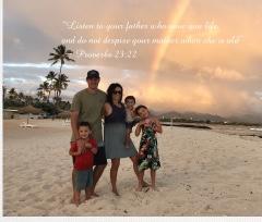 Family Canvas Print 24x20