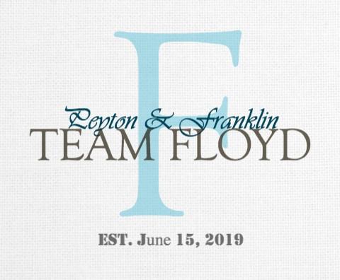 Team Floyd Canvas Print 20x16