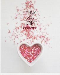 Love 11 x 14 Custom Canvas Print XPress