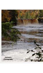Tahquamenon Falls  24 x 30 Custom Canvas Print XPress