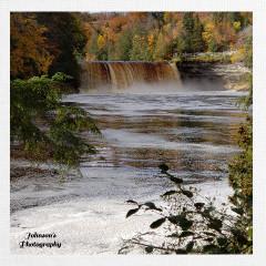 Tahquamenon Falls Canvas Print 24x24