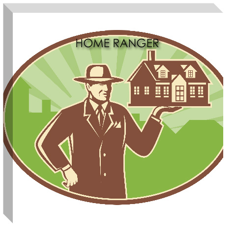 HOME RANGER REAL ESTATE Canvas Print 24x24