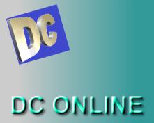 DC online Canvas Print 30x24
