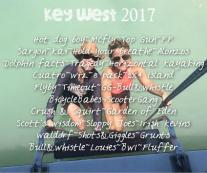KeyWest Canvas Print 24x20
