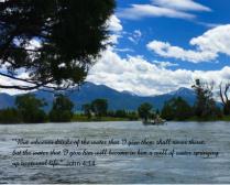 John 4:14 Canvas Print 20x16