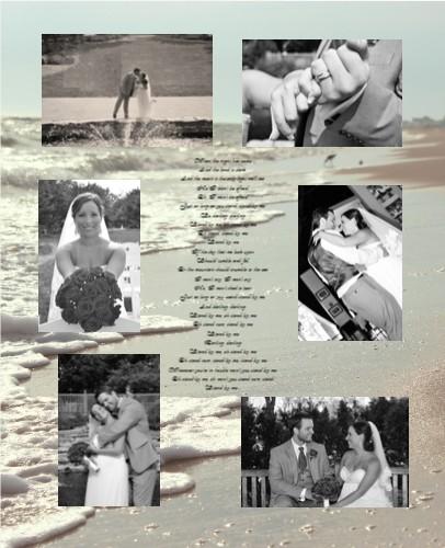 Wedding Canvas  24 x 30 Custom Canvas Print XPress