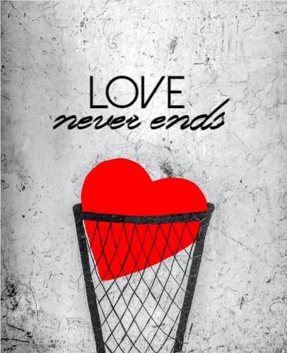 Love canvas 11 x 14 Custom Canvas Print XPress