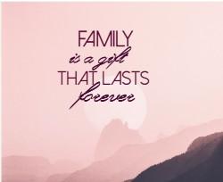 Family canvas 20 x 16 Custom Canvas Print XPress