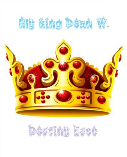 The desean king!  24 x 30 Custom Canvas Print XPress