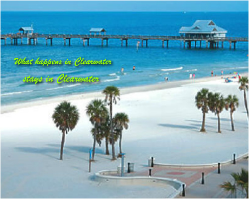 Clearwater Canvas Print 10x8