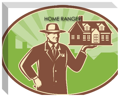 HOME RANGER REAL ESTATE Canvas Print 20x16