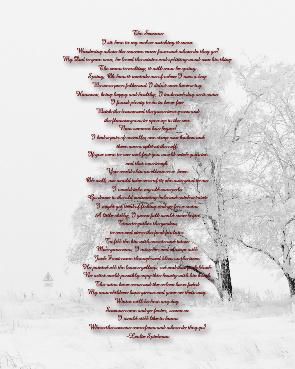 The Seasons Canvas Print 8x10
